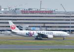 じーく。さんが、羽田空港で撮影した日本航空 777-246の航空フォト(写真)