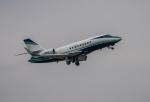 HND_fanさんが、成田国際空港で撮影した不明 Falcon 2000EXの航空フォト(写真)
