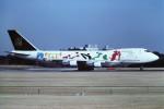 tassさんが、成田国際空港で撮影したUPS航空 747-212B(SF)の航空フォト(写真)