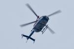 飛行機ゆうちゃんさんが、横浜ヘリポートで撮影した川崎市消防航空隊 BK117C-2の航空フォト(写真)
