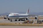 Harry Lennonさんが、北京首都国際空港で撮影した中国国際航空 747-89Lの航空フォト(写真)