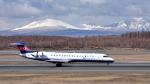 mojioさんが、新千歳空港で撮影したアイベックスエアラインズ CL-600-2C10 Regional Jet CRJ-702の航空フォト(飛行機 写真・画像)