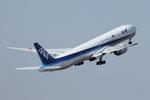 SKYLINEさんが、成田国際空港で撮影した全日空 777-381/ERの航空フォト(写真)