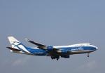 garrettさんが、成田国際空港で撮影したエアブリッジ・カーゴ・エアラインズ 747-4HAF/ER/SCDの航空フォト(写真)