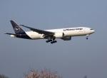 garrettさんが、成田国際空港で撮影したルフトハンザ・カーゴ 777-FBTの航空フォト(写真)