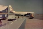 ヒロリンさんが、ラルナカ国際空港で撮影したリビア航空 707-348Cの航空フォト(飛行機 写真・画像)