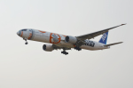 Co-pilootjeさんが、成田国際空港で撮影した全日空 777-381/ERの航空フォト(写真)