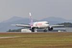 Orange linerさんが、広島空港で撮影した香港エクスプレス A320-232の航空フォト(写真)