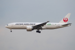 yabyanさんが、成田国際空港で撮影した日本航空 777-246/ERの航空フォト(飛行機 写真・画像)