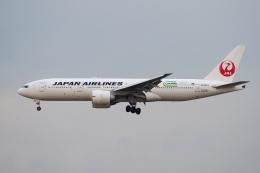 yabyanさんが、成田国際空港で撮影した日本航空 777-246/ERの航空フォト(写真)