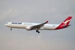 yabyanさんが、成田国際空港で撮影したカンタス航空 A330-303の航空フォト(写真)