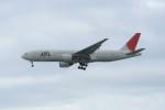 kumagorouさんが、那覇空港で撮影した日本航空 777-289の航空フォト(写真)