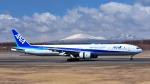 mojioさんが、新千歳空港で撮影した全日空 777-381の航空フォト(飛行機 写真・画像)