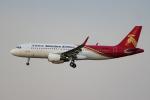 yabyanさんが、成田国際空港で撮影した深圳航空 A320-214の航空フォト(写真)