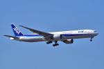 yabyanさんが、成田国際空港で撮影した全日空 777-381/ERの航空フォト(写真)