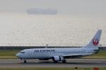 シャークレットさんが、中部国際空港で撮影したJALエクスプレス 737-846の航空フォト(写真)