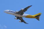 yabyanさんが、成田国際空港で撮影したポーラーエアカーゴ 747-45EF/SCDの航空フォト(写真)