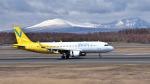 mojioさんが、新千歳空港で撮影したバニラエア A320-214の航空フォト(飛行機 写真・画像)