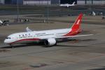 やつはしさんが、羽田空港で撮影した上海航空 787-9の航空フォト(写真)