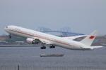やつはしさんが、羽田空港で撮影したバーレーン王室航空 767-4FS/ERの航空フォト(写真)