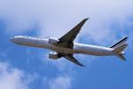 yabyanさんが、成田国際空港で撮影したエールフランス航空 777-328/ERの航空フォト(飛行機 写真・画像)