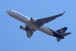 yabyanさんが、成田国際空港で撮影したUPS航空 767-34AF/ERの航空フォト(飛行機 写真・画像)