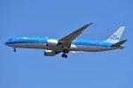 islandsさんが、成田国際空港で撮影したKLMオランダ航空 787-9の航空フォト(写真)