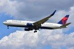 islandsさんが、成田国際空港で撮影したデルタ航空 767-332/ERの航空フォト(写真)