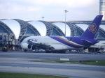 ken1☆MYJさんが、スワンナプーム国際空港で撮影したタイ国際航空 A380-841の航空フォト(写真)
