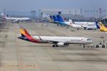 T.Sazenさんが、関西国際空港で撮影したアシアナ航空 A321-231の航空フォト(写真)