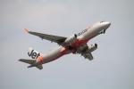myoumyoさんが、福岡空港で撮影したジェットスター・ジャパン A320-232の航空フォト(写真)