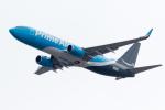 うみBOSEさんが、新千歳空港で撮影したGE キャピタル アヴィエーション サービス 737-83Nの航空フォト(写真)