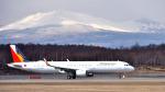 mojioさんが、新千歳空港で撮影したフィリピン航空 A321-271Nの航空フォト(写真)