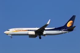 ★azusa★さんが、シンガポール・チャンギ国際空港で撮影したジェットエアウェイズ 737-85Rの航空フォト(写真)