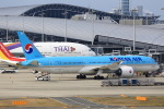 T.Sazenさんが、関西国際空港で撮影した大韓航空 787-9の航空フォト(写真)