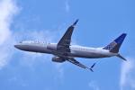 yabyanさんが、成田国際空港で撮影したユナイテッド航空 737-824の航空フォト(写真)