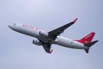 yabyanさんが、成田国際空港で撮影したイースター航空 737-86Jの航空フォト(写真)