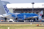 yabyanさんが、成田国際空港で撮影した全日空 A380-841の航空フォト(写真)