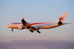 yabyanさんが、成田国際空港で撮影したマレーシア航空 A330-323Xの航空フォト(写真)