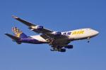 yabyanさんが、成田国際空港で撮影したアトラス航空 747-412F/SCDの航空フォト(飛行機 写真・画像)