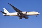 yabyanさんが、成田国際空港で撮影したエアロ・ロジック 777-FZNの航空フォト(飛行機 写真・画像)