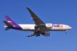 yabyanさんが、成田国際空港で撮影したフェデックス・エクスプレス 777-FS2の航空フォト(写真)