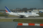 ITM58さんが、パリ シャルル・ド・ゴール国際空港で撮影したエールフランス・オップ! ERJ-170-100 (ERJ-170STD)の航空フォト(写真)