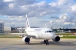 Harry Lennonさんが、パリ シャルル・ド・ゴール国際空港で撮影したエールフランス航空 A318-111の航空フォト(写真)