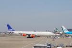 Harry Lennonさんが、成田国際空港で撮影したスカンジナビア航空 A340-313Xの航空フォト(写真)