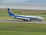 commet7575さんが、佐賀空港で撮影した全日空 737-881の航空フォト(写真)