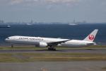 どりーむらいなーさんが、羽田空港で撮影した日本航空 777-346/ERの航空フォト(写真)