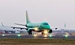 HD乗りさんが、出雲空港で撮影したフジドリームエアラインズ ERJ-170-100 SU (ERJ-170SU)の航空フォト(写真)