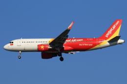 航空フォト:VN-A656 ベトジェットエア A320