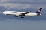 SIさんが、成田国際空港で撮影したルフトハンザ・カーゴ 777-FBTの航空フォト(写真)